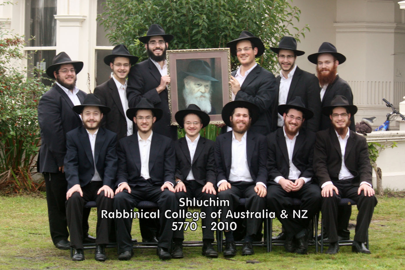 Shluchim - Rabbinical College of Australia & NZ - 5770