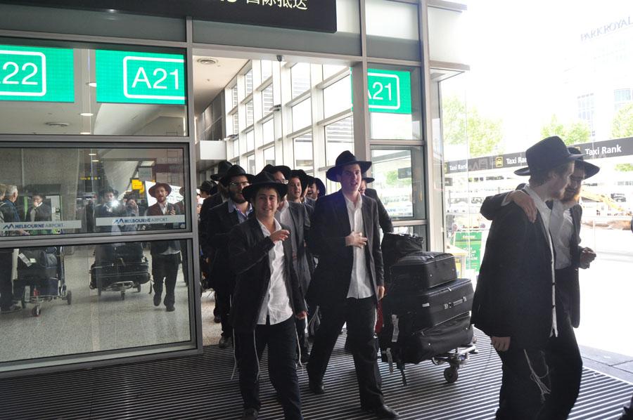 YG welcomes Shluchim