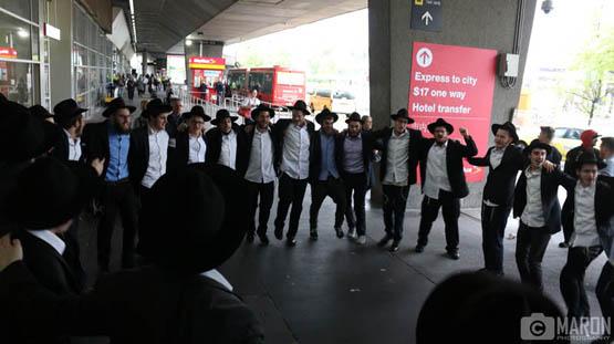 YG welcomes new Shluchim 5774
