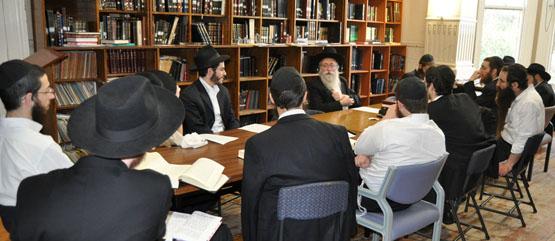 Rabbi Lesches Shiur