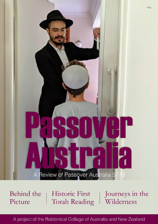 Passover Australia Report 5779 - 2019
